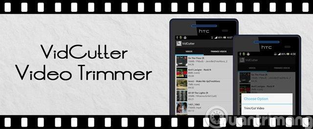 Ứng dụng chỉnh sửa video VidCutter