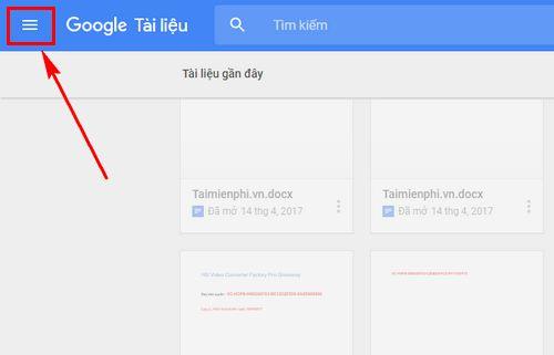 cach tao trang google sheets excel 5