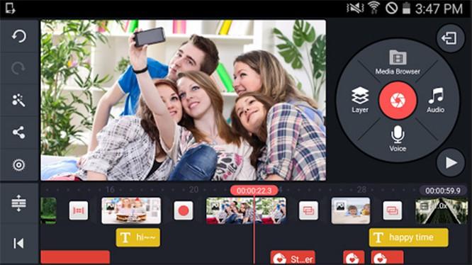 Top 10 ứng dụng chỉnh sửa video
