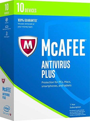 McAfee AntiVirus Plus