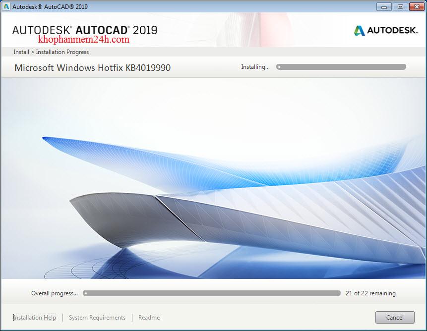 autocad 2019 full