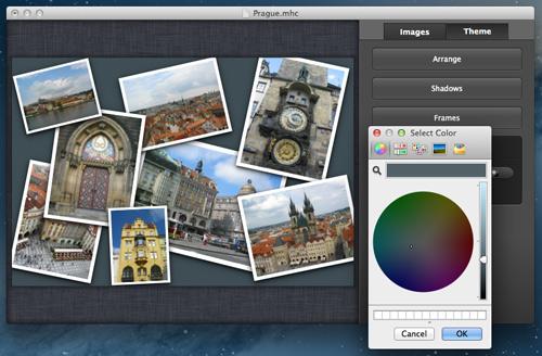 phần mềm ghép ảnh collagerator
