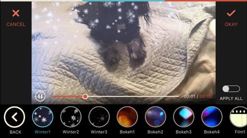 chỉnh sửa cắt ghép video trên điện thoại filmora 2