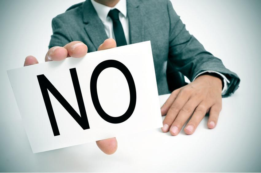 Thư từ chối phỏng vấn
