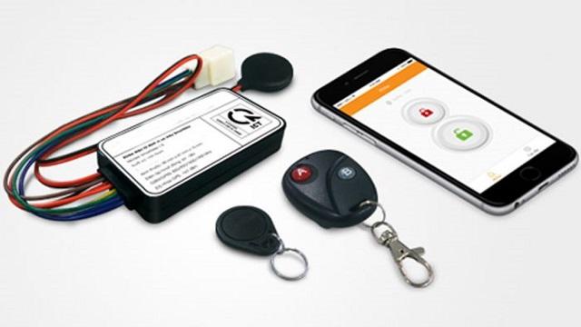 Tìm hiểu công nghệ chống trộm xe máy bằng cảm ứng