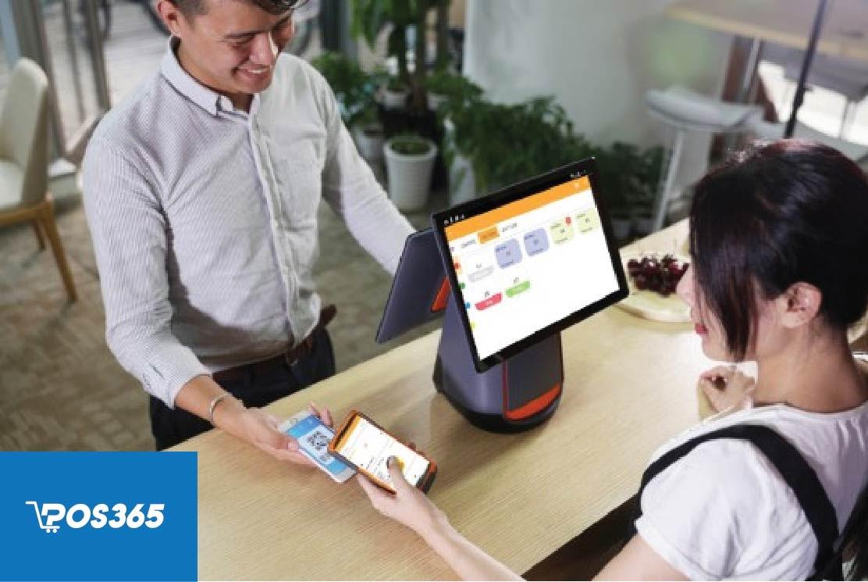 Thực hiện thanh toán qua nhiều hình thức khác nhau phù hợp với nhu cầu khách hàng