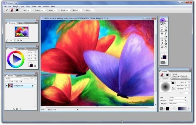 Artweaver Free - DownloadVN