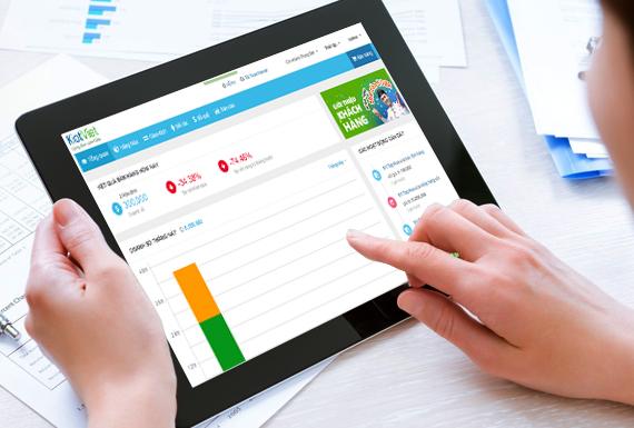 Phần mềm quản lý bán hàng online tốt nhất, miễn phí dùng thử