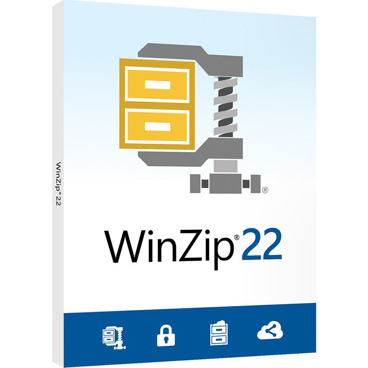 Phần mềm Winzip