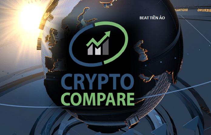 CryptoCompare là gì? Tìm hiểu về trung tâm dữ liệu tiền ảo lớn nhất thế giới - BEAT TIỀN ẢO