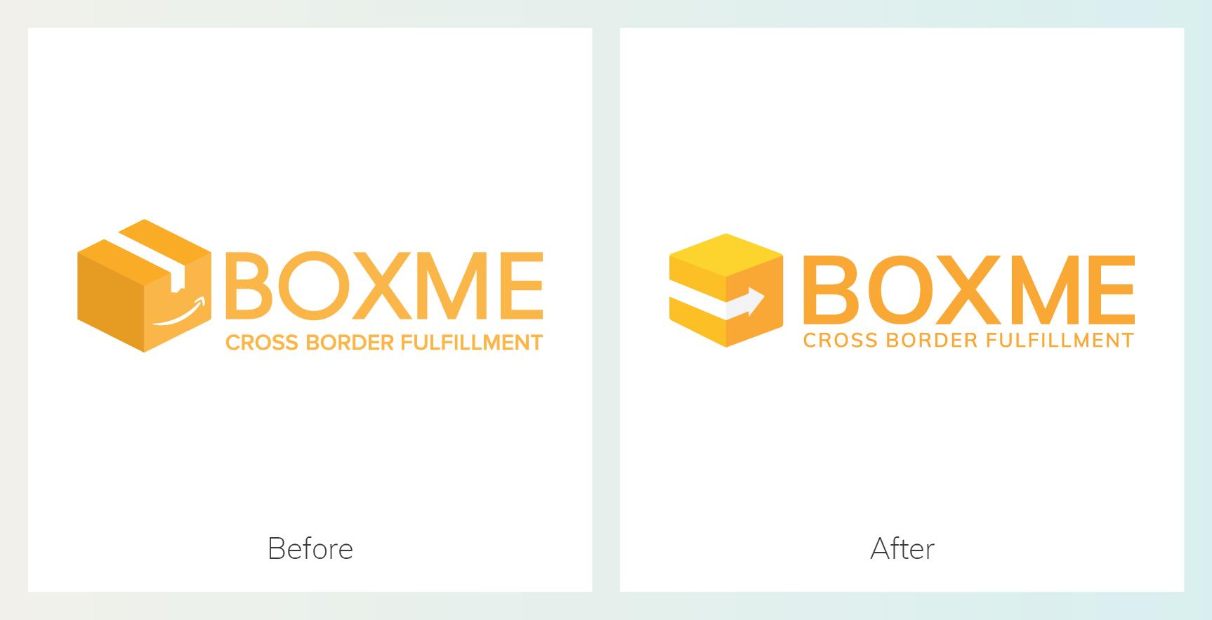 Boxme thay đổi hệ thống nhận diện thương hiệu