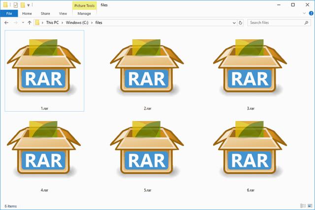 File RAR là gì? - Quantrimang.com