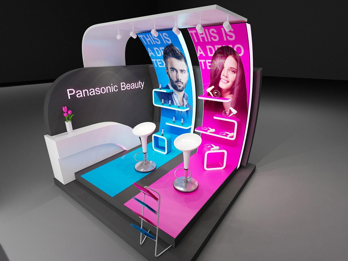 Gian hàng Panasonic Beauty