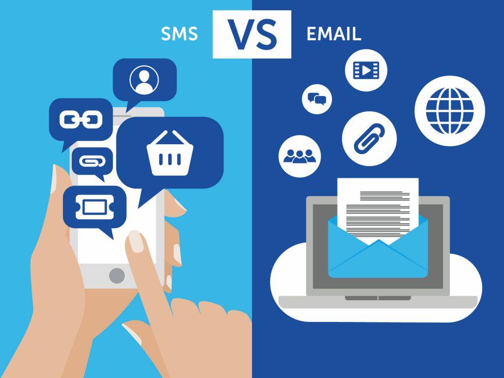 SMS Marketing và Email Marketing trong thời dịch bệnh corona