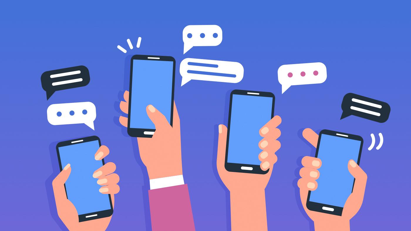 Hướng dẫn gửi tin nhắn hàng loạt