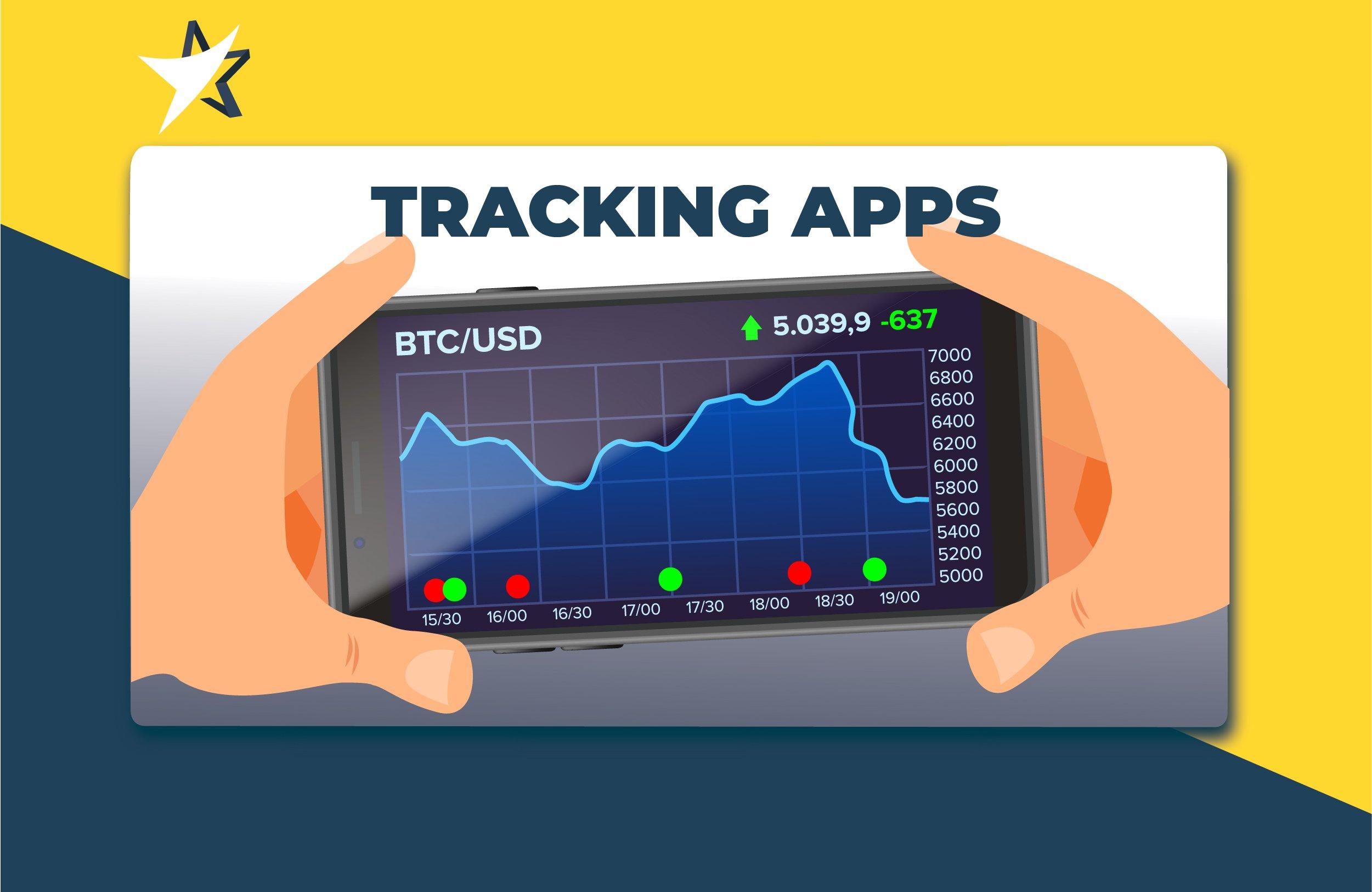 Tracking App là gì? Giới thiệu những app xem giá Bitcoin - BitcoinVN News