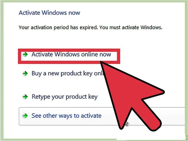 Cách Active Windows 7 Chi tiết Full Crack dễ Cập nhật - Gõ Tiếng Việt