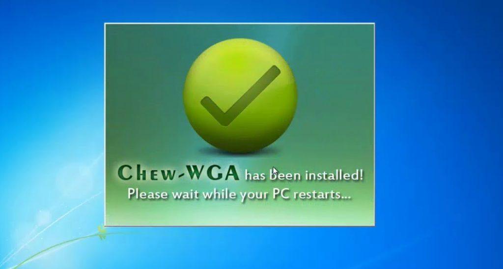 """Download Chew-Wga v0.9 - Công Cụ Active Win 7 Trong """"1 Nốt Nhạc"""""""