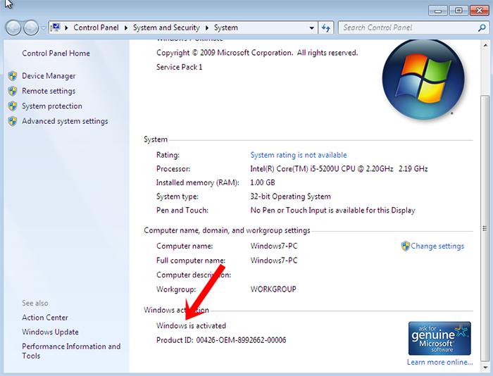 Download】Crack Win 7, Active Win 7 thành công 1000%