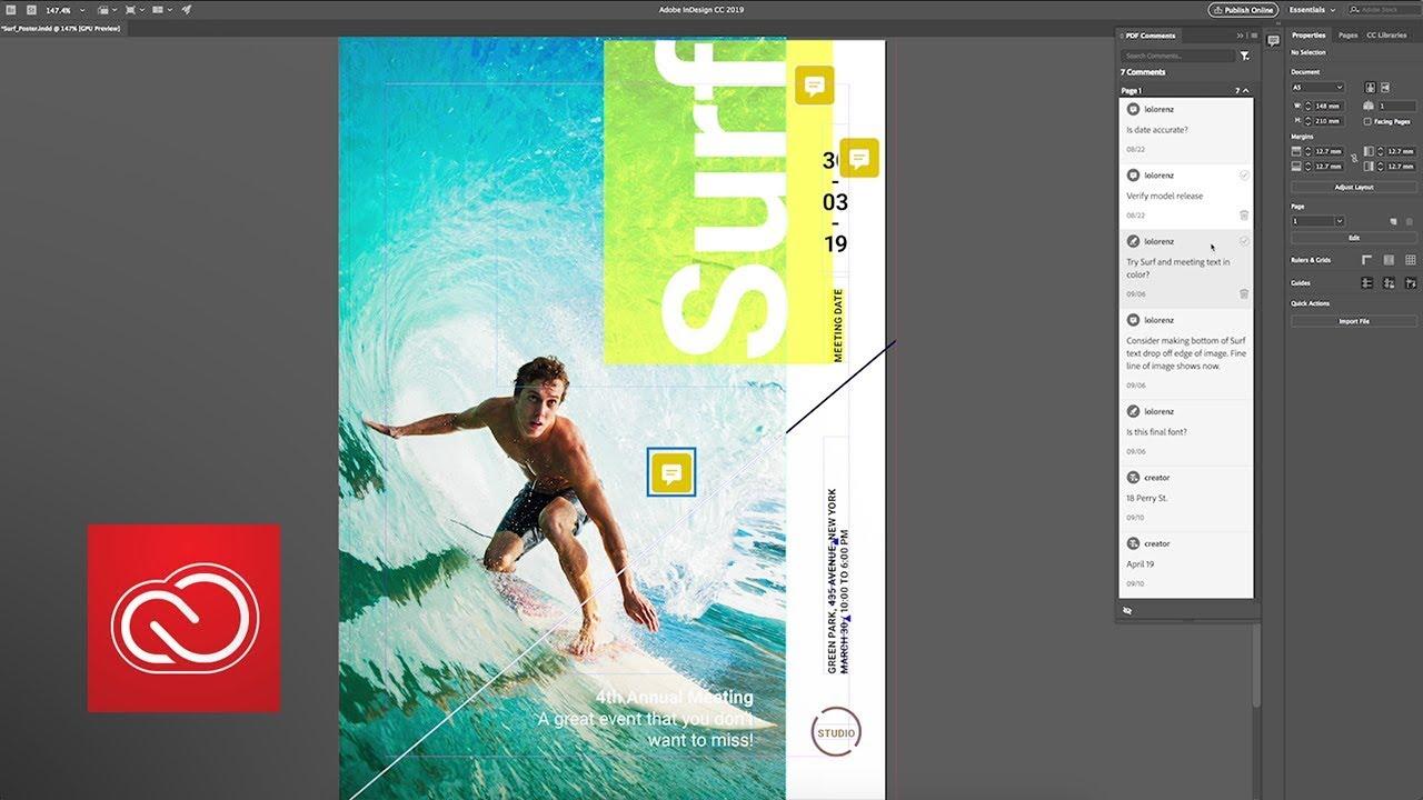 Tư vấn thông tin mua Adobe InDesign CC bản quyền - Tư Vấn Giải Pháp