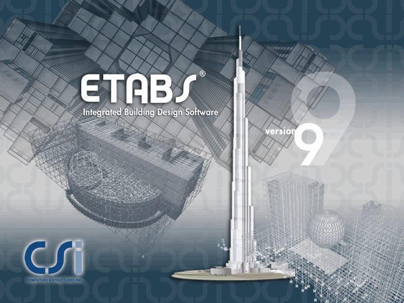 Download Etabs 9.7.4 Full Cr@ck Đơn Giản & Thành Công 100%