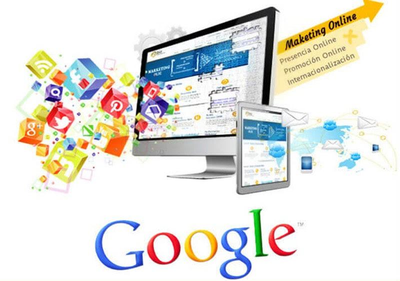 Tiếp thị sản phẩm thông qua công cụ tìm kiếm Google